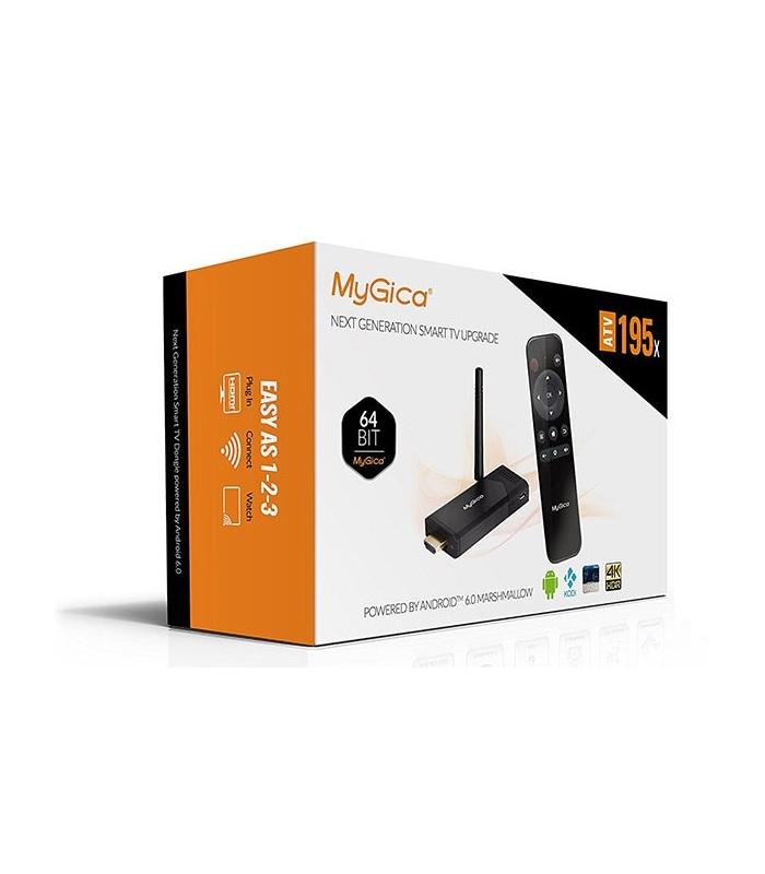 اندروید باکس مای جیکا MyGica Android Box ATV195X