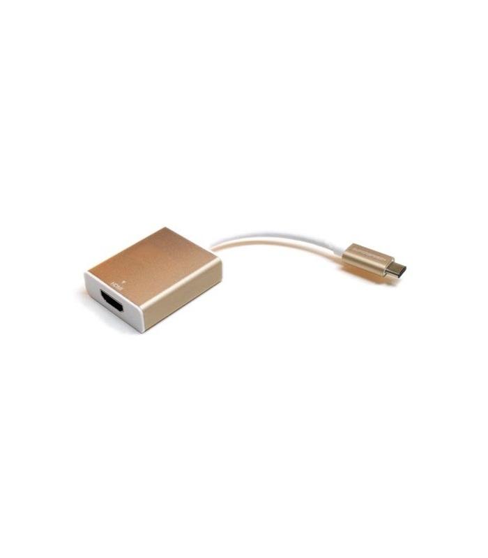 مبدل USB Type C به VGA فرانت