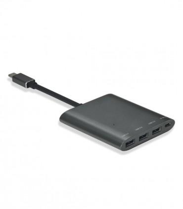 هاب USB-C سه پورت USB 3.1 فرانت