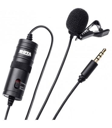 میکروفون یقه ای بویا مدل BY-M1