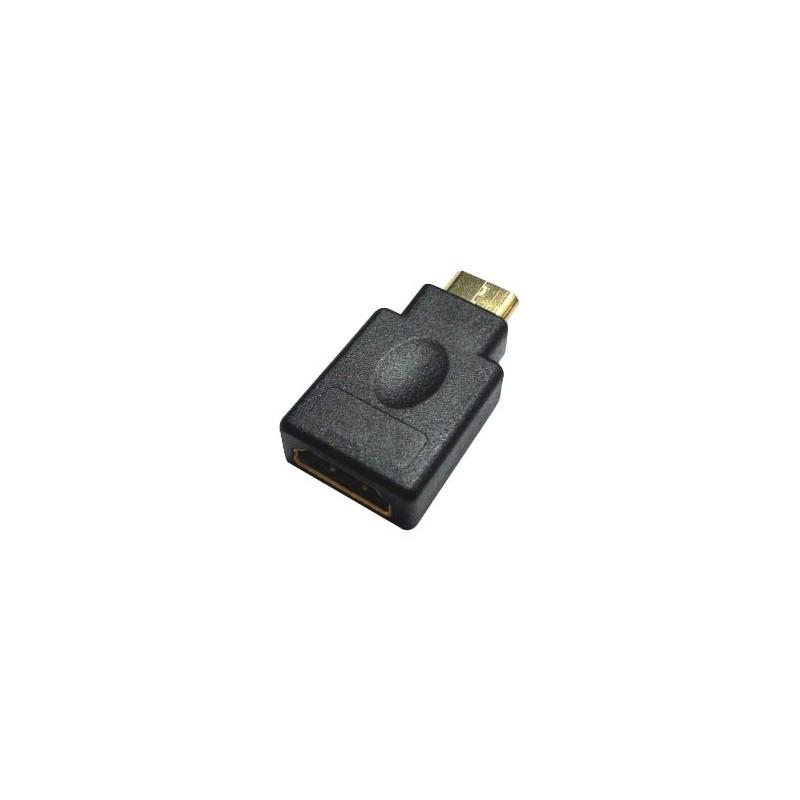 تبدیل Mini HDMI به HDMI فرانت