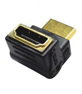مبدل 90 درجه HDMI فرانت