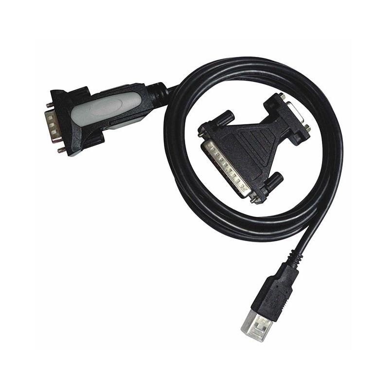 کابل تبدیل USB به سریال RS232 فرانت
