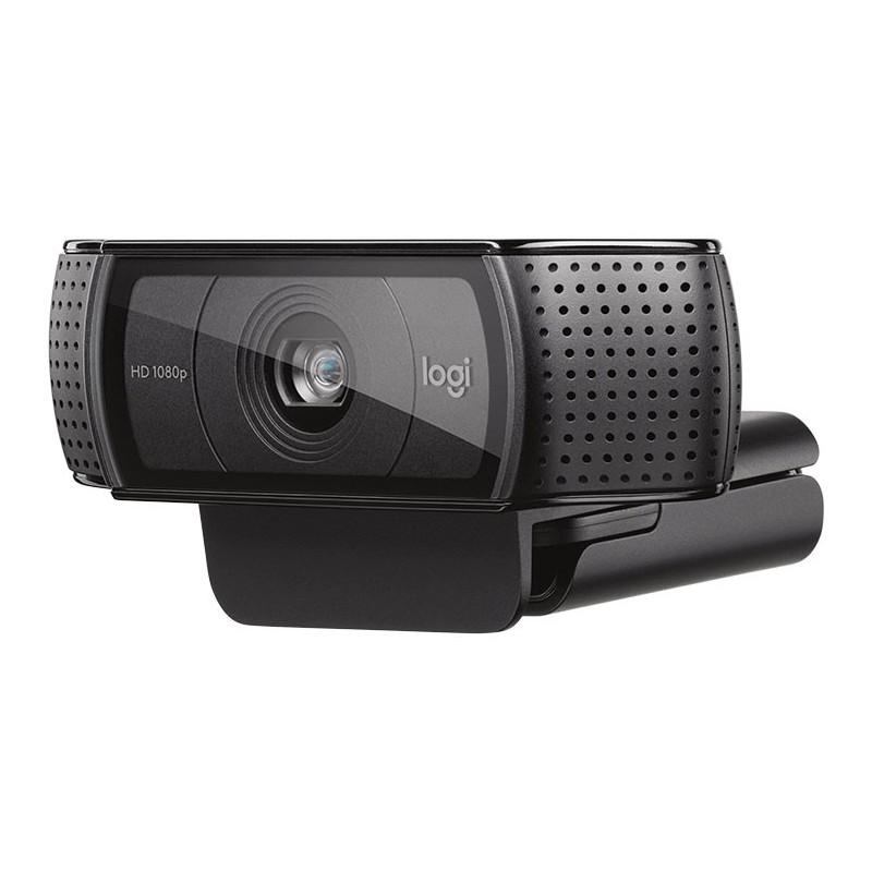 وب کم Logitech C920 pro HD