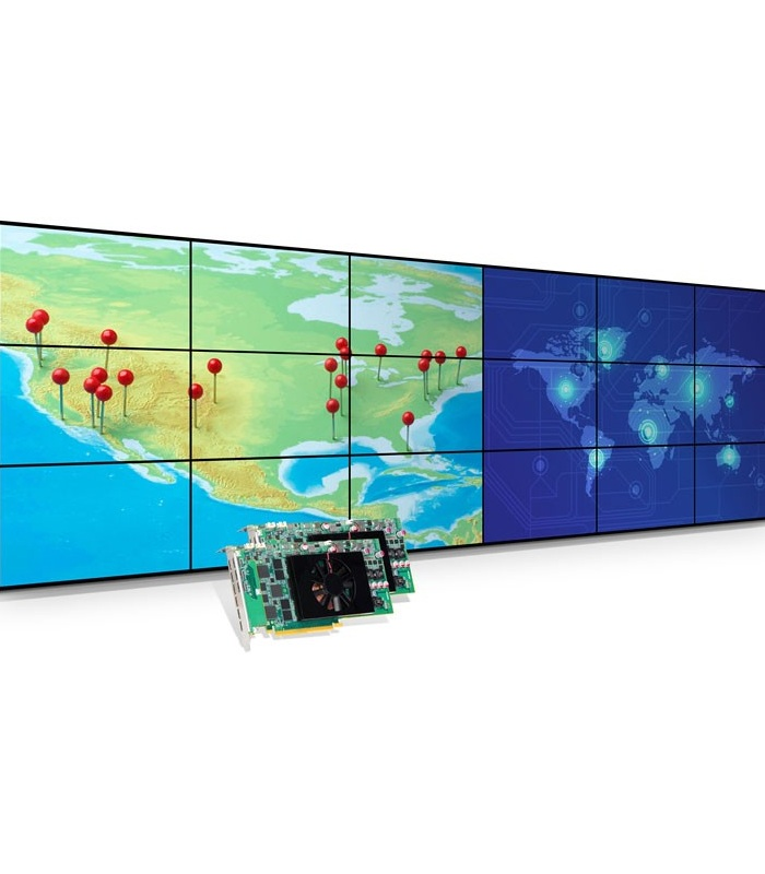 کارت گرافیک متروکس Matrox C900 PCIe x16