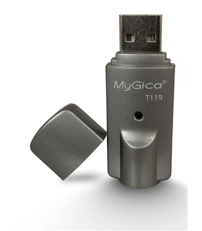 گیرنده دیجیتال USB مای جیکا MyGica DVB-T T119