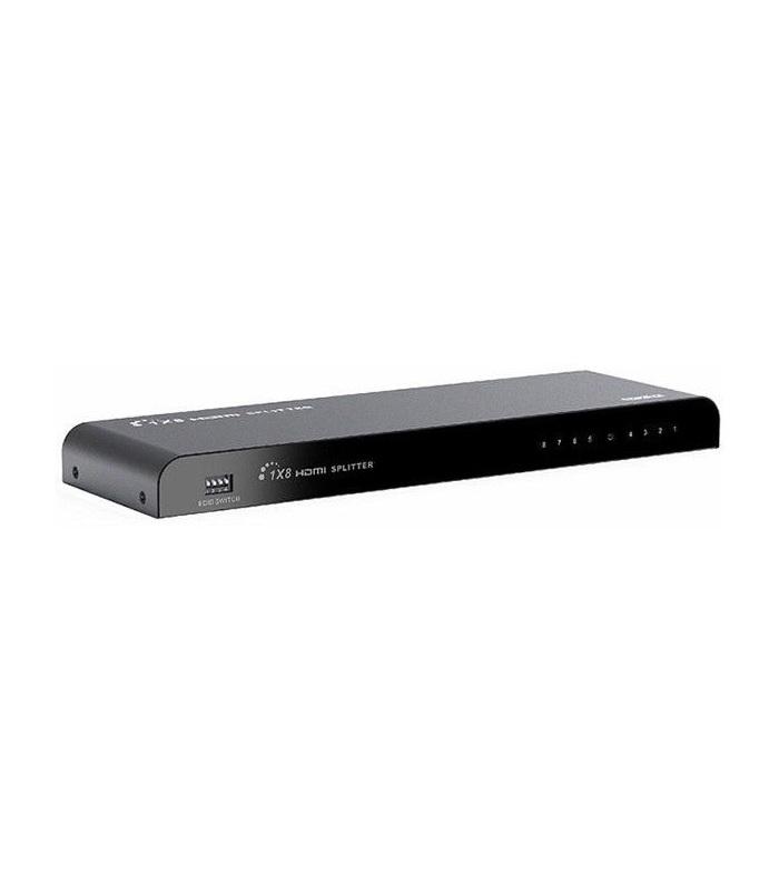 اسپلیتر 1 به 8 HDMI لنکنگ Lenkeng LKV318EDID