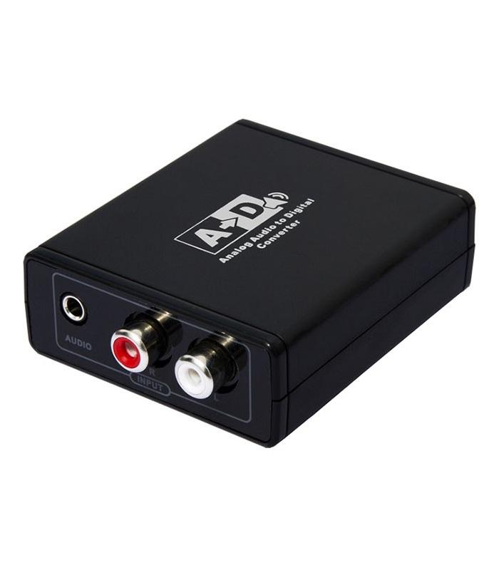 مبدل صدای آنالوگ به دیجیتال لنکنگ Lenkeng LKV3089