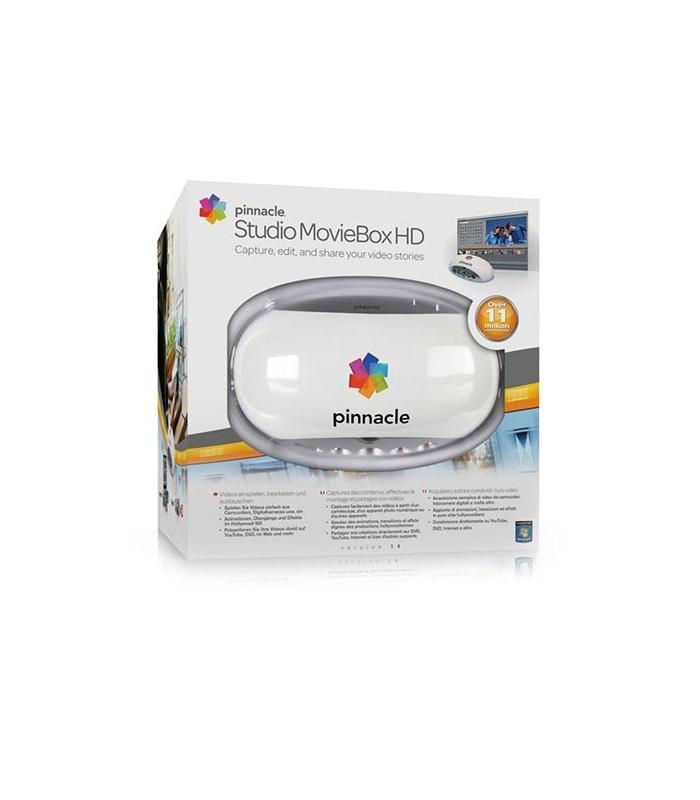 کارت کپچر اکسترنال پیناکل Pinnacle MovieBox HD 510
