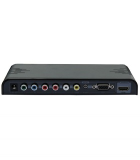 مبدل VGA+AV+Component به HDMI لنکنگ Lenkeng LKV353