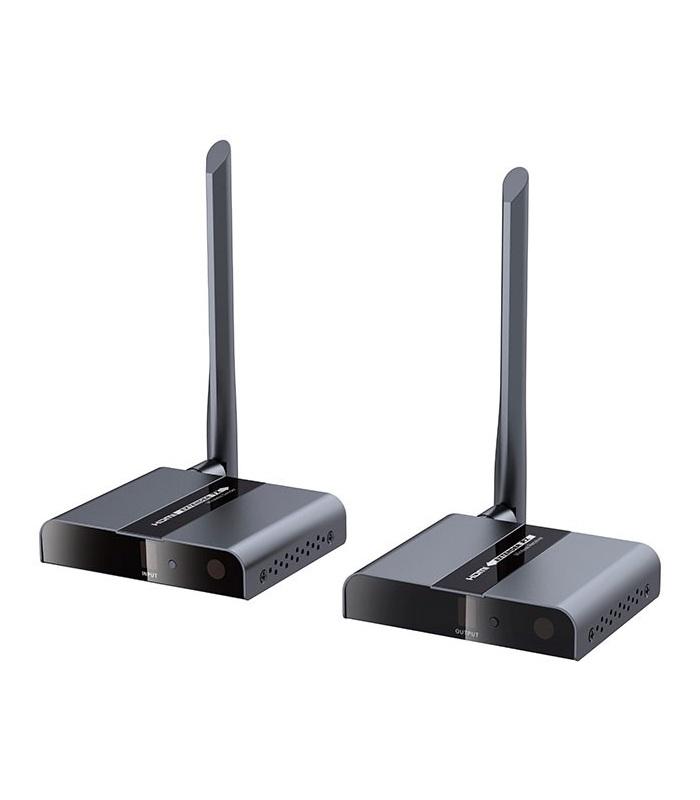 توسعه دهنده بی سیم HDMI لنکنگ Lenkeng LKV388m