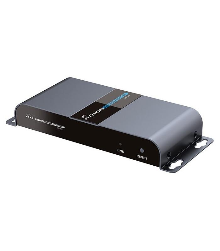 اسپلیتر 1 به 2 HDMI لنکنگ Lenkeng LKV712Pro