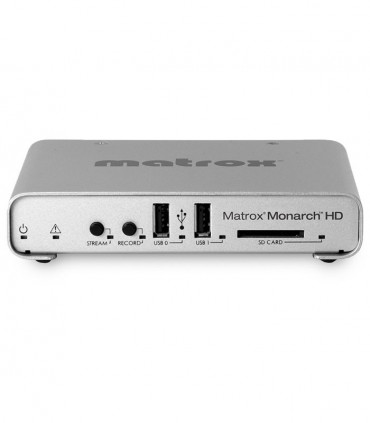 کارت لایو استریم - رکوردر متروکس Matrox Monarch HD