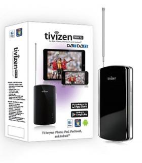گیرنده دیجیتال موبایل وایرلس تی وی زن Tivizien Mobi T2