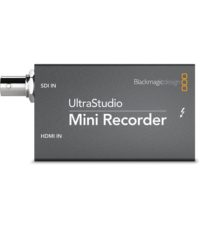 کارت کپچر بلک مجیک Blackmagic Design Ultrastudio Mini Recorder