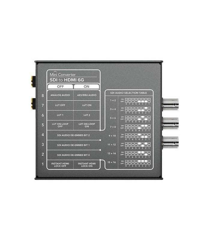 کانورتر بلک مجیک Blackmagic Design Mini Converter SDI to HDMI 6G