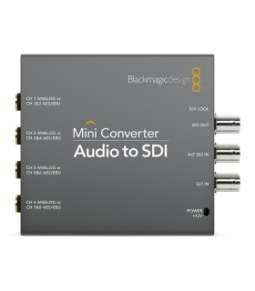مینی کانورتر بلک مجیک Blackmagic Design Mini Converter Audio to SDI