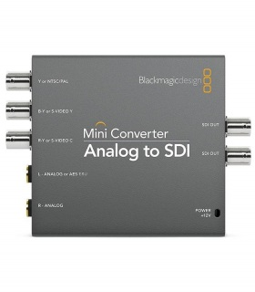 مینی کانورتر بلک مجیک Blackmagic Design Mini Converter Analog to SDI