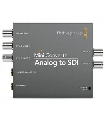 مینی کانورتور بلک مجیک Blackmagic Design Mini Converter Analog to SDI