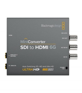 مینی کانورتر بلک مجیک Blackmagic Design Mini Converter SDI to HDMI 6G
