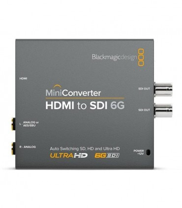 مینی کانورتور بلک مجیک Blackmagic Design Mini Converter HDMI to SDI 6G