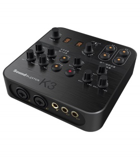کارت صدا کریتیو Creative Sound Blaster K3+ Plus