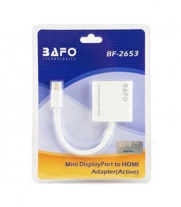 مبدل Mini DisplayPort به HDMI اکتیو بافو BAFO BF-2653
