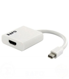 مبدل Mini DisplayPort به HDMI بافو BAFO BF-2614