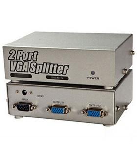 اسپلیتر 1 به 2 پورت VGA بافو BAFO BF-H231 500MHz