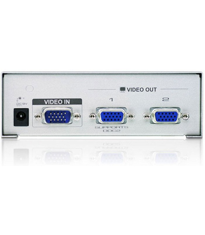 اسپلیتر 2 پورت VGA بافو BF-H231