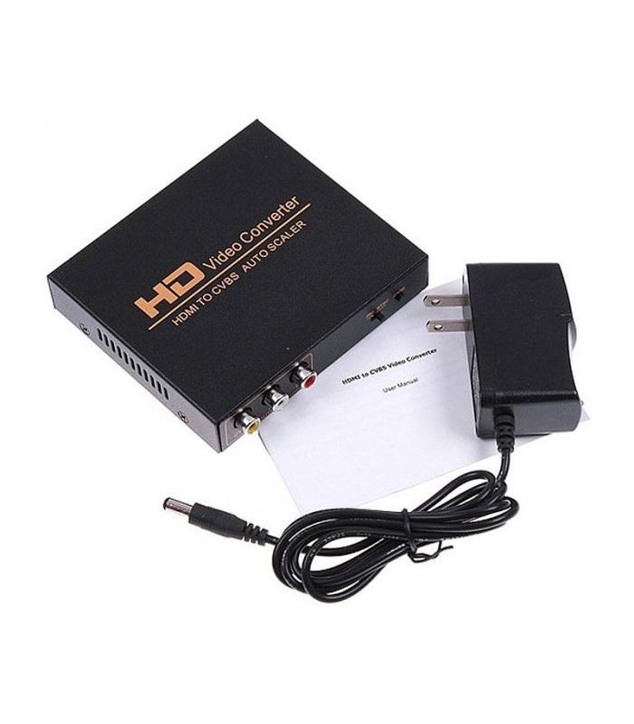 مبدل HDMI به AV فرانت