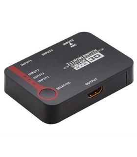 سوییچ 3 به 1 HDMI لایمستون