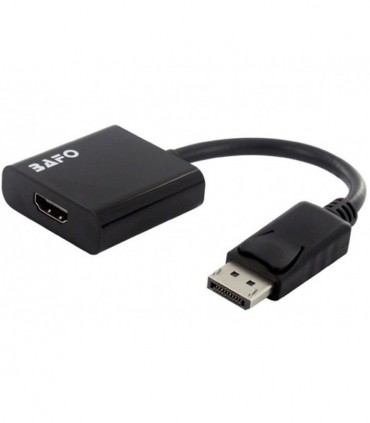 مبدل Displayport به HDMI بافو BF-3382