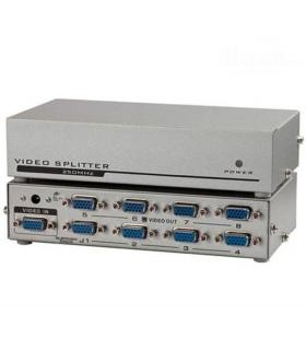 اسپلیتر 1 به 8 VGA بافو 250 مگاهرتز
