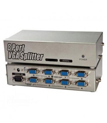 اسپلیتر 1 به 8 VGA بافو 500MHz