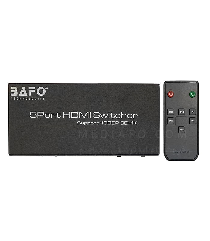 سوییچ HDMI 5 پورت