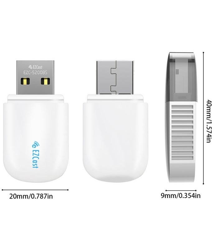 کارت شبکه بی سیم USB ایزی کست EZCast