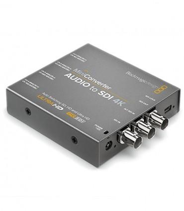 مینی کانورتور بلک مجیک Mini Converter Audio to SDI 4K