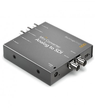 مینی کانورتور بلک مجیک Blackmagic Design Mini Converter Analog to SDI