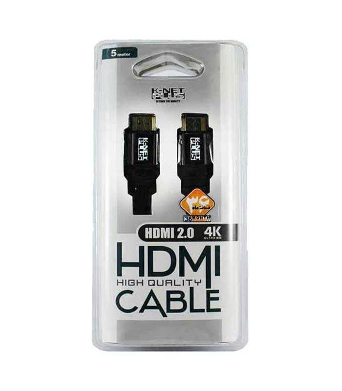 کابل HDMI کی نت پلاس Knet plus