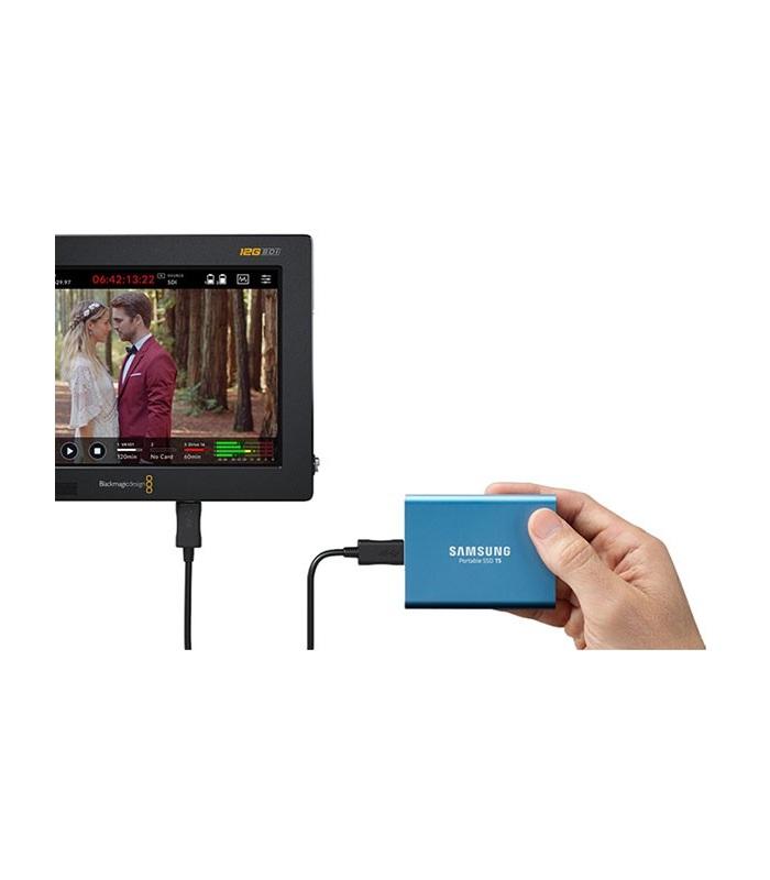 Blackmagic Video Assist HDR 4K هارد رکوردر بلک مجیک