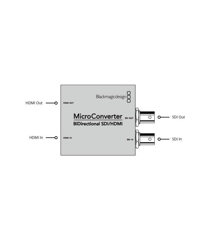 میکرو کانورتر بلک مجیک bidirectional
