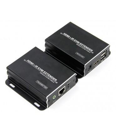 اکستندر HDMI+ USB لایمستون 60 متری