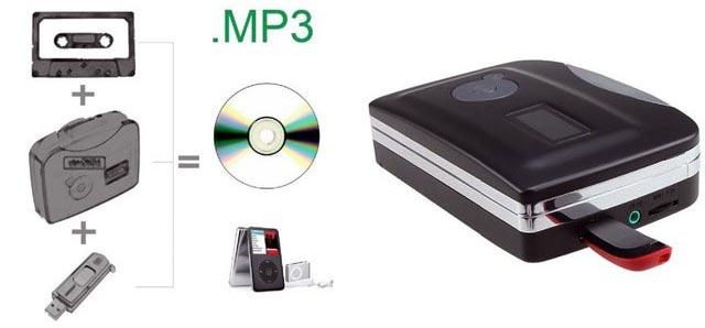تبدیل نوارکاست به Mp3