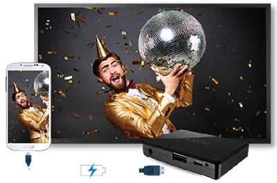 دستگاه های سازگار با ایزی کست ezcast