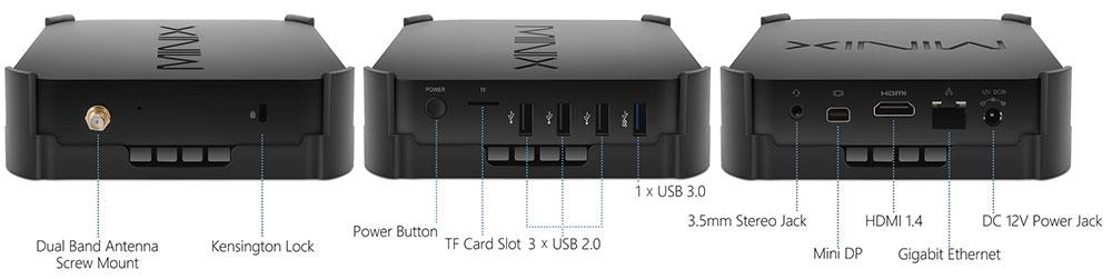 مینیکس Z83-4 Pro