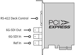 کارت کپچر بلک مجیک Blackmagic Design Decklink SDI 4K