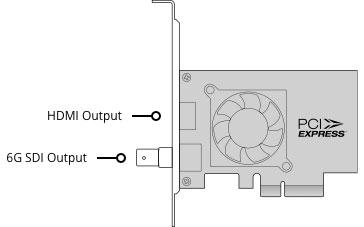 اتصالات کارت کپچر HDMI بلک مجیک
