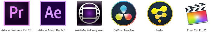 نرم افزار تدوین بلک مجیک Hyperdeck Studio Mini