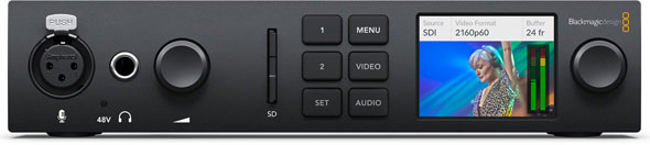 کارت کپچر Blackmagic ultraSTudio 4K MIni